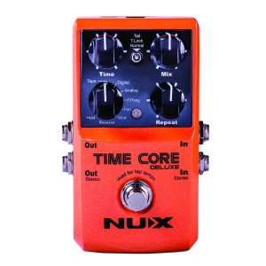 Nux Time Core Deluxe Delay Pedalı